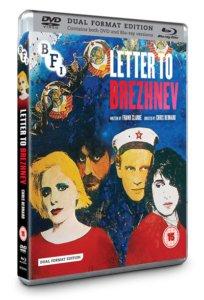 Letter to Brezhnev Dual Edition Release | Margi Clarke | Alexander Pigg | Peter Firth | Alfred Molina | Frank Clarke | Chris Barnard