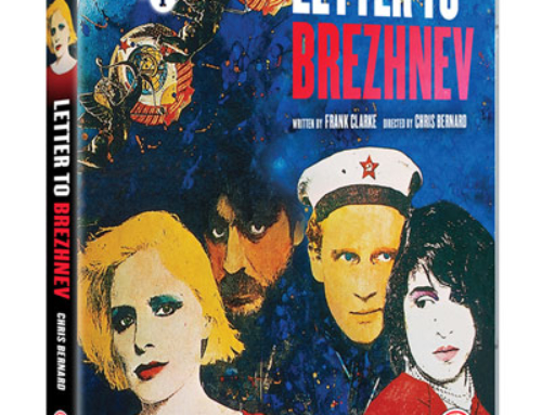 Letter to Brezhnev Dual Format Edition released