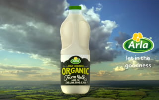 Arla Milk Advert Voice Actor | Arla Organic Voiceover | Organic Advert Voiceover Margi Clarke | Arla Advert Voice