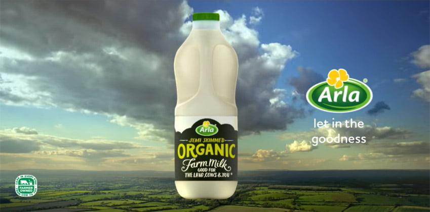 Arla Milk Advert Voice Actor   Arla Organic Voiceover   Organic Advert Voiceover Margi Clarke   Arla Advert Voice
