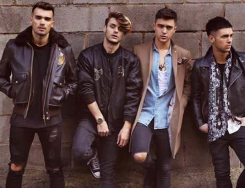 Welcome Union J Band