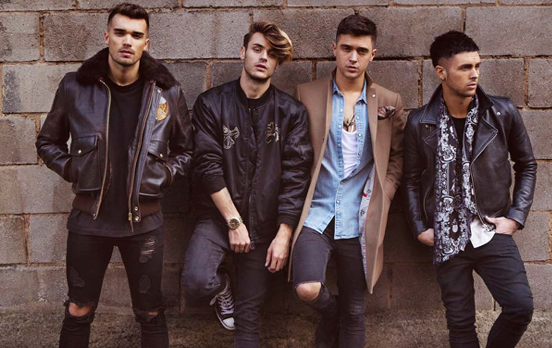Book Union J | Hire Union J Band | Union J Band for hire | Contact Union J | Union J Contact Booking Agent