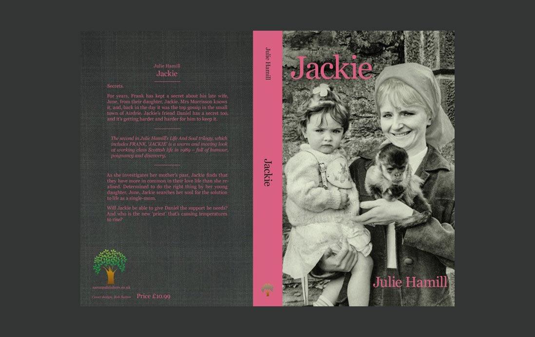 Julie Hamill's novel Jackie