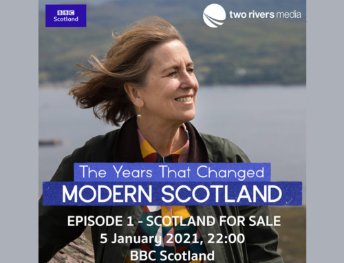 Kirsty Wark – The Years That Changed Modern Scotland