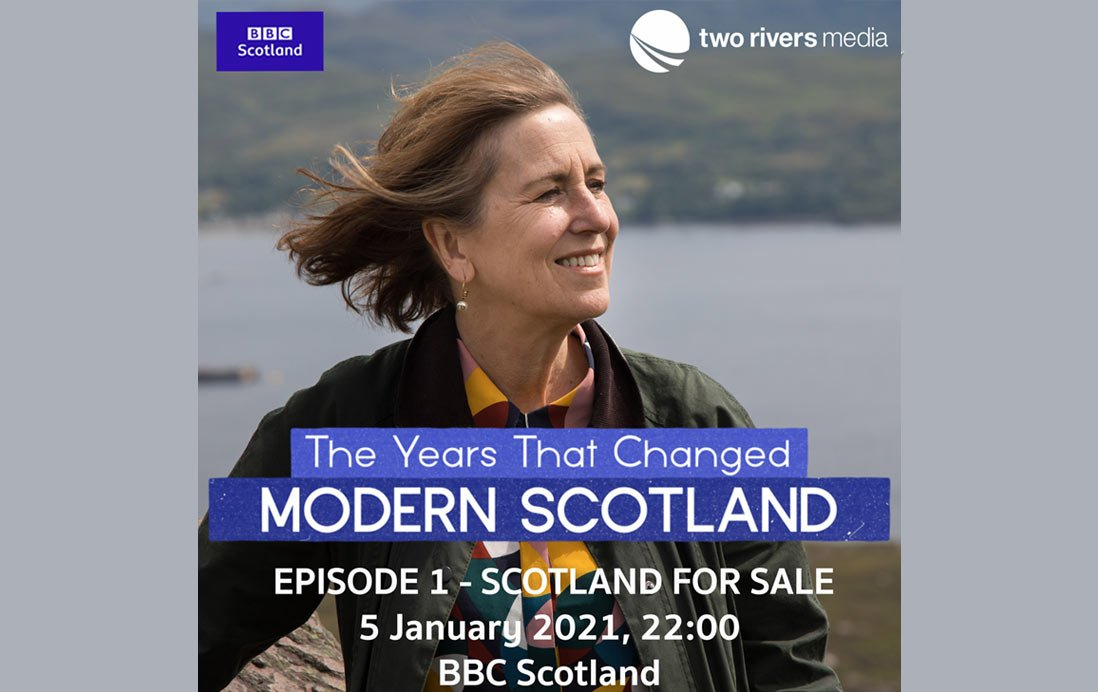 Kirsty Wark The Years That Changed Modern Scotland | Kirsty Wark Show BBC Scotland | Alan McGee