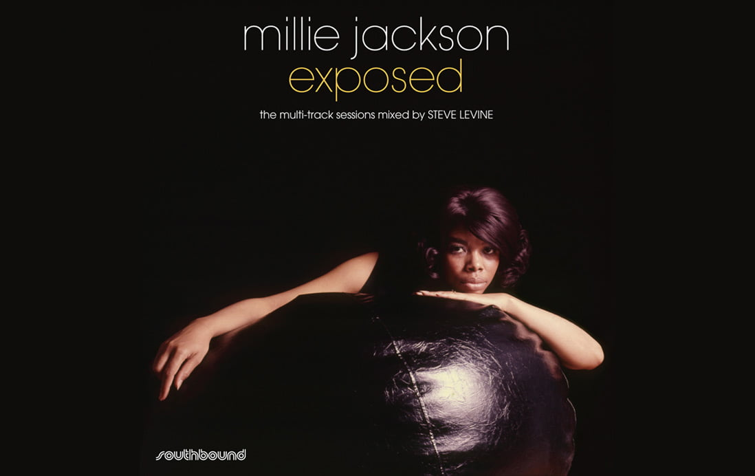 Millie Jackson Exposed - The Multi-track Sessions Mixed By Steve Levine | Producer Steve Levine mixes Millie Jackson