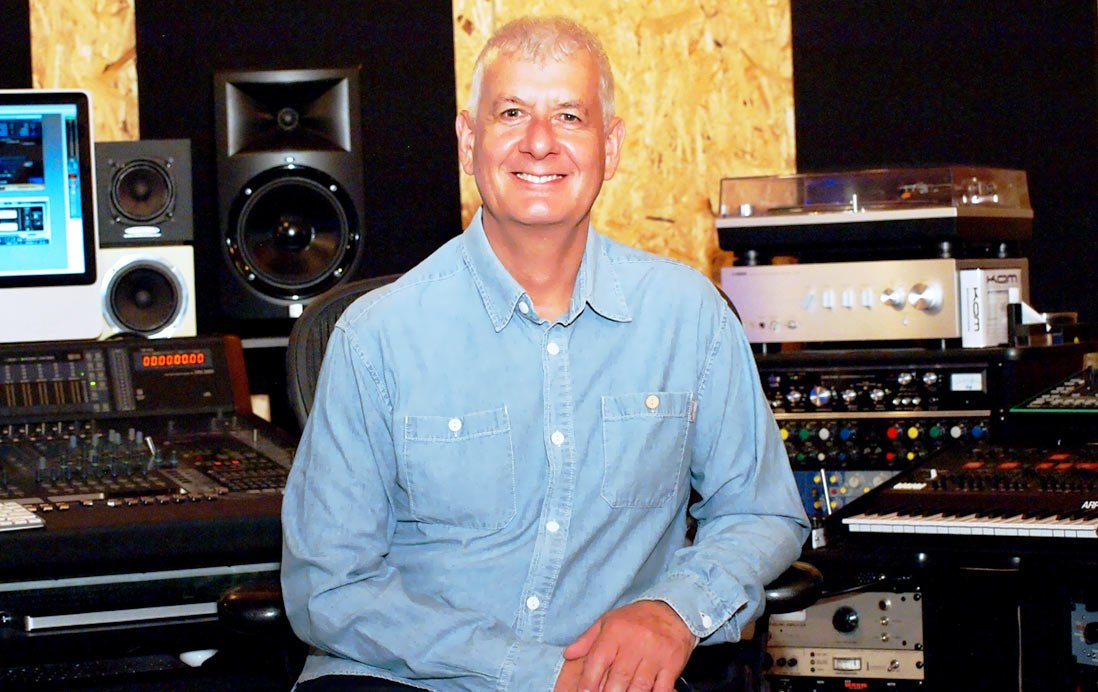 Steve Levine Agent Contact | Record Producer Steve Levine Contact