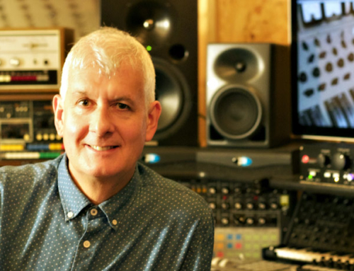 Welcome Steve Levine, Record Producer