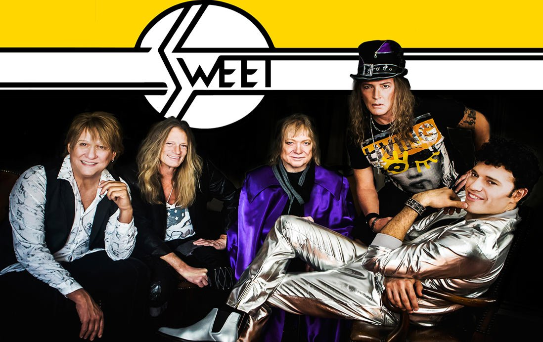 The Sweet Band Agent | Book The Sweet Band at Atrium Talent The Sweet Band Contact | Contact the Sweet Band Booking Agent at Atrium Talent Agency